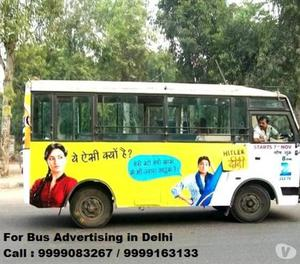 Organized Outdoor | Bus Advertising in India Ghaziabad