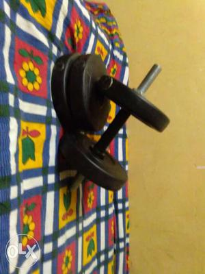 4Kg Dumbbells Newly Bought.