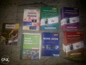 FIITJEE Coaching Package(GMP, Test Papers, Workbook, Study