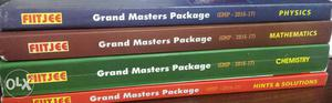 FIITJEE Grand Masters Package (GMP) Maths, Physics,