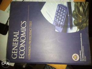 General Economics Comman Proficiency Test