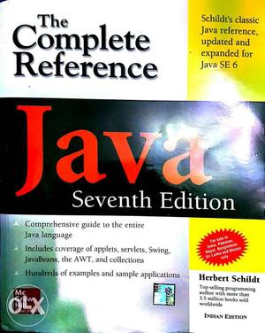 Java Seventh Edition Textbook