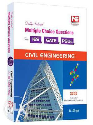 MCQs: Civil Engineering - Practice Book for