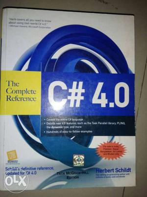 The Complete Reference C# 4.0 Book