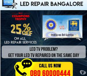 ETRO TV Repair | LG LED TV,Samsung LED Repair in Bangalore