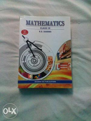 Class 9th R D SHARMA MATHEMATICS BOOK CBSE