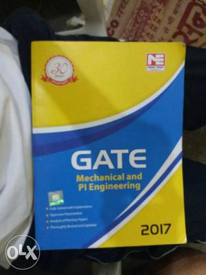 GATE Mechanical And PI Engineering  Book]