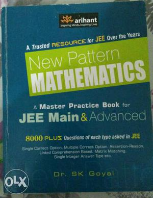 New Pattern Mathematics Textbook