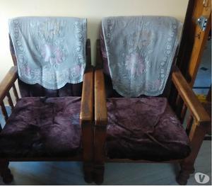 Pure Teak Wood Sofa set (3+2) for sale of Rs  Hyderabad