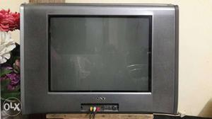 SONY WEGA 21 inches Flat Tv with 3D Woofer on