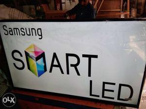 Samsung Smart LED Flat Screen TV