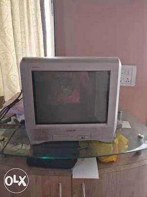 Small Sony TV in best condition for office / bedroom