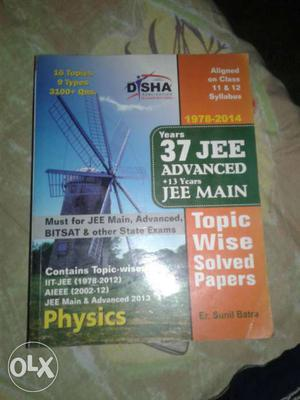 Topic Wise Solved Papers Book