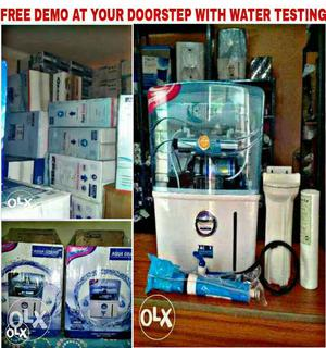 White water purifier and water filter RO systems.#NO.1 more