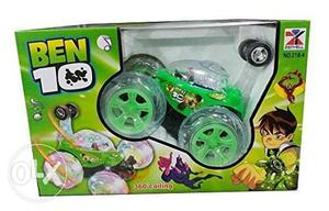 Ben 10 remote control Car with steering shape