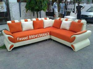 Branded new sofa set latest colors options blue colors 3