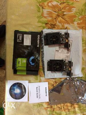 GeForce gb graphics card new one