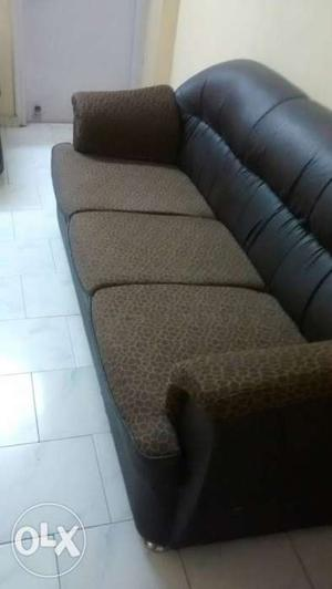 Laxurious Sofa set 3+3 available for sale at half
