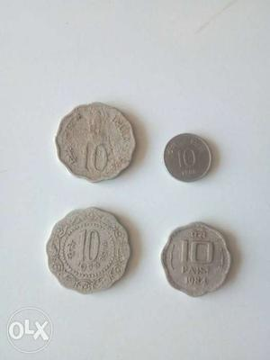 10 paisa  to  coin