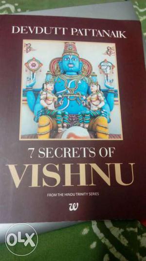 7 secrets of Vishnu in a brand new state to buy