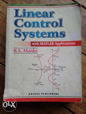 Linear Control Systems By B.S. Make