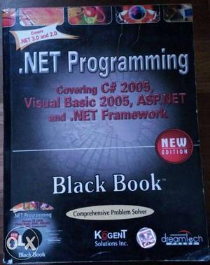 .NET Programming Black Book