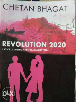 Revolution  By Chetan Bhagat Book