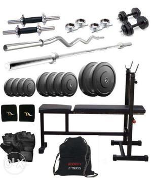 Total Gym 50 Kg Versatile Home Gym