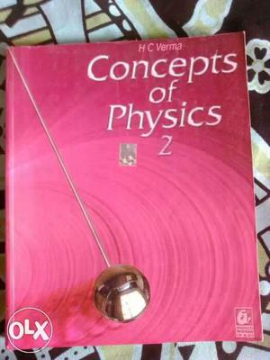 Concepts of physics by HC Verma famous physics