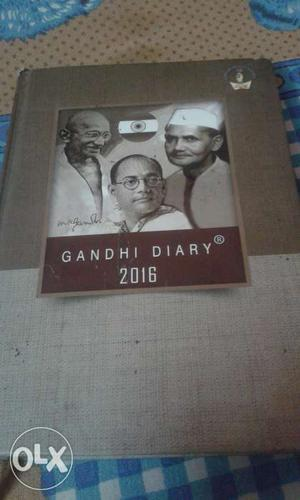 Diary of .Gandhi thoughts,life events.Basic