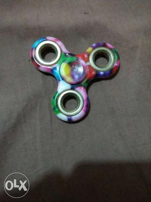 Fidget spiner mix colour