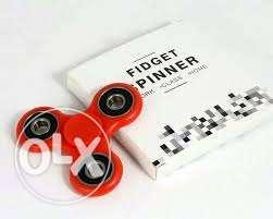 Fidget spinner. Helps relieve stress.. anti
