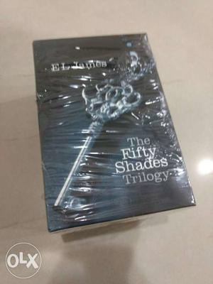 Fifty shades of grey trilogy. new packing nt yet