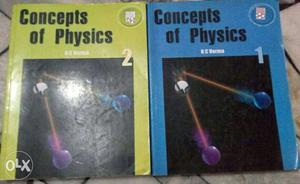HC Verma part 1&2 highly recommended for IIT jee