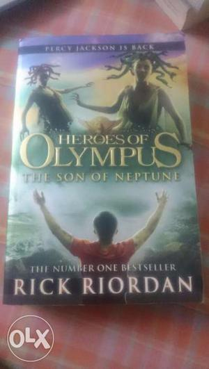 Heroes Of Olympus The son of Neptune (Percy Jackson) book at