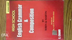 High School English Grammar & Composition Textbook