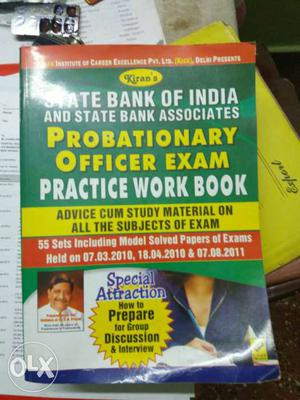 In a very good condition. must need for sbi po
