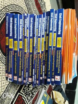 MADE EASY IES + Gate + PSUs books  year batch