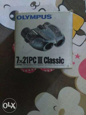 Olympus binoculars with crystal zoom interested