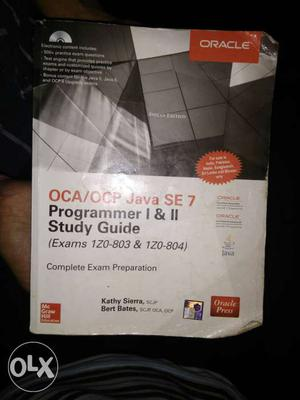 Oracle Java reference for certification exams by