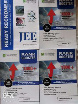 Rank Booster For Jee Main And Advanced