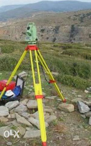 Total station and auto level for rent if any one
