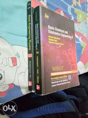 WBUT Engineering Physics AND Electrical and Electronics