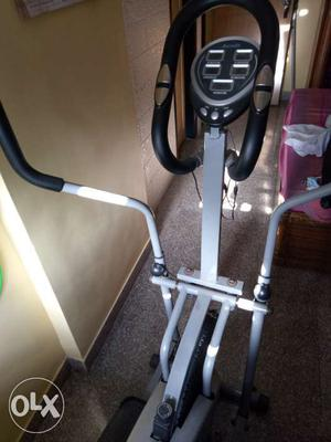Cross trainer,Aero fit cycle