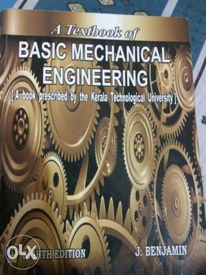 Engineering books.basic Mechanical Engineering