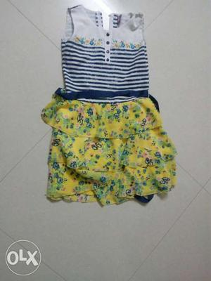 Frock for kids. size  CMS. very good