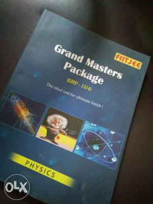 Grand Masters Package GMP- Physics, Chemistry, maths