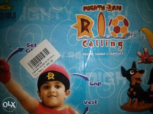 Mighty Raju Rio Calling Box