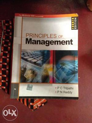 Principles Of Management Book