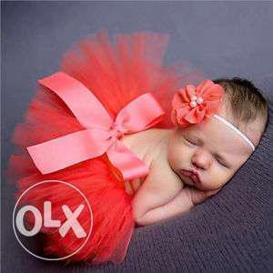 Tutu dresses for infants for photo shoot